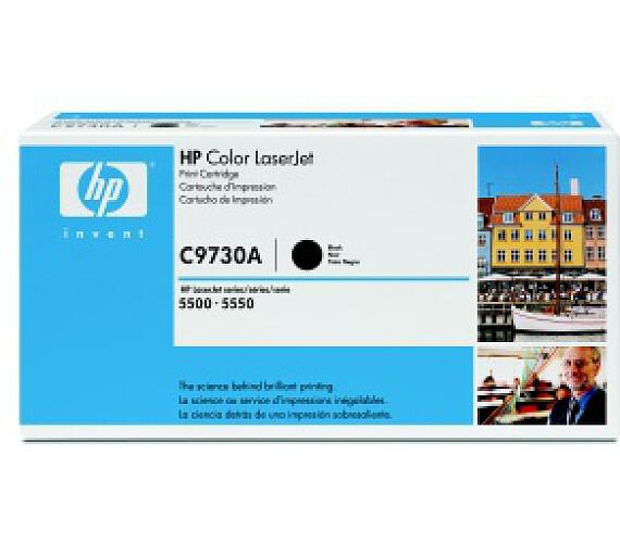 HP Color LaserJet černý toner + DOPRAVA ZDARMA