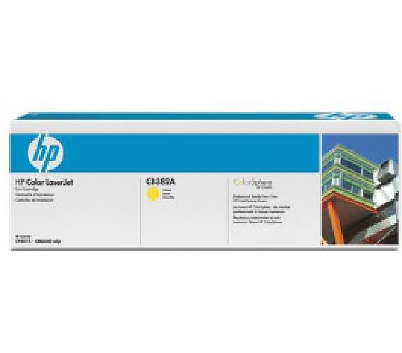 HP tisková kazeta žlutá + DOPRAVA ZDARMA