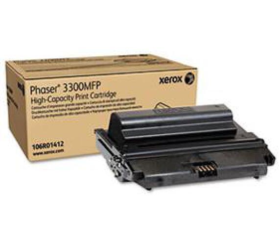Xerox Toner Black pro WC3300 (8.000 str) + DOPRAVA ZDARMA