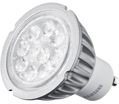 Samsung LED GU10 4,6W 230V 320lm 25st.