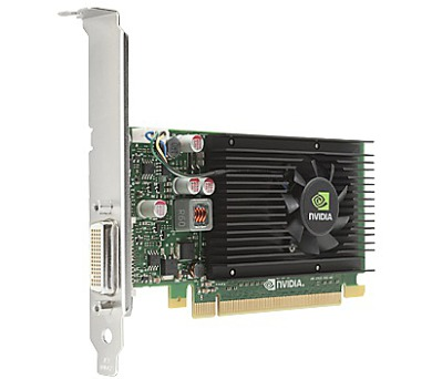 HP NVIDIA NVS 315 1GB PCIe x16 DMS-59 2x VGA + DOPRAVA ZDARMA