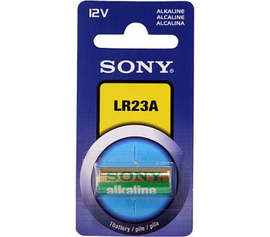 SONY Alkalické baterie LR23NB1A