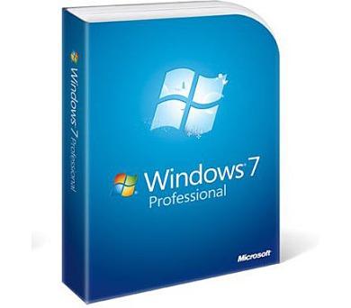 MS Win Pro 7 SP1 32-bit Czech 1pk OEM DVD