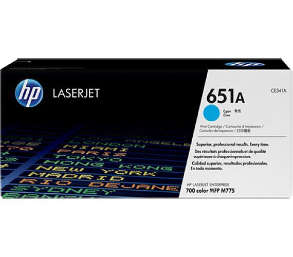 HP azurový Contract Toner + DOPRAVA ZDARMA