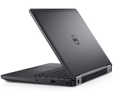 """Dell Latitude E5270 12.5"""" HD i5-6300U/8GB/256SSD/Intel HD/HDMI/VGA/USB/RJ45/WIFI/BT/W7+10/3NBD/Černý + DOPRAVA ZDARMA"""