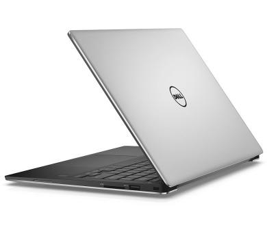 """Dell XPS 13 9360 13"""" QHD+ i7-7500U/16GB/512GB SSD/HD/MCR/USB/THB/W10P/3RNBD/Stříbrný"""