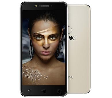 Mobilní telefon ALCATEL SHINE LITE 5080X - Satin Gold - zlatý