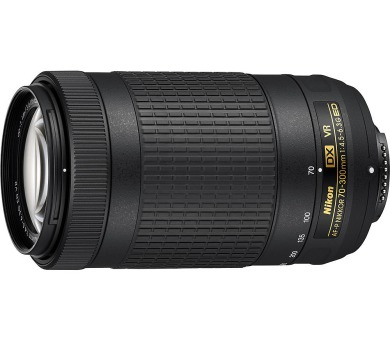 Nikon 70-300 mm F/4.5-6.3G ED AF-P DX VR NIKKOR + DOPRAVA ZDARMA