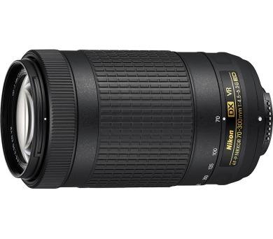Nikon 70-300mm F/4.5-6.3G ED AF-P DX VR NIKKOR + DOPRAVA ZDARMA