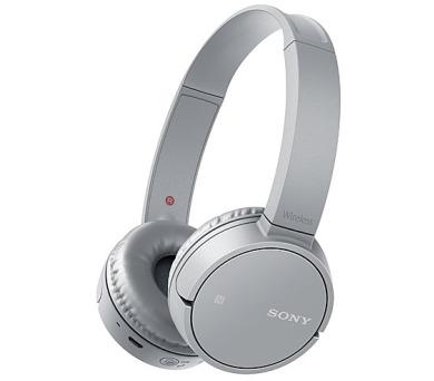 Sony MDR-ZX220BT - šedá