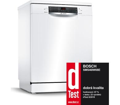 Bosch SMS46IW08E bílá * Záruka 10 let proti prorezavění