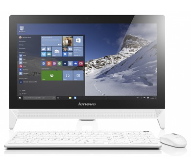 "One Lenovo IdeaCentre AIO C20-00 19.5"",Celeron J3060"