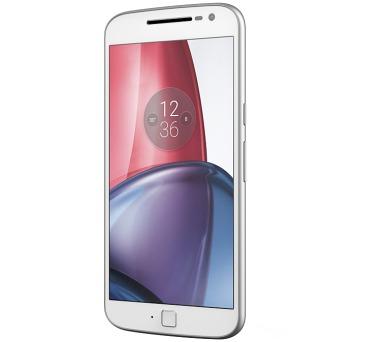 Lenovo Moto G4 Plus Dual SIM - bílý