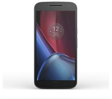 Lenovo Moto G4 Plus Dual SIM - černý