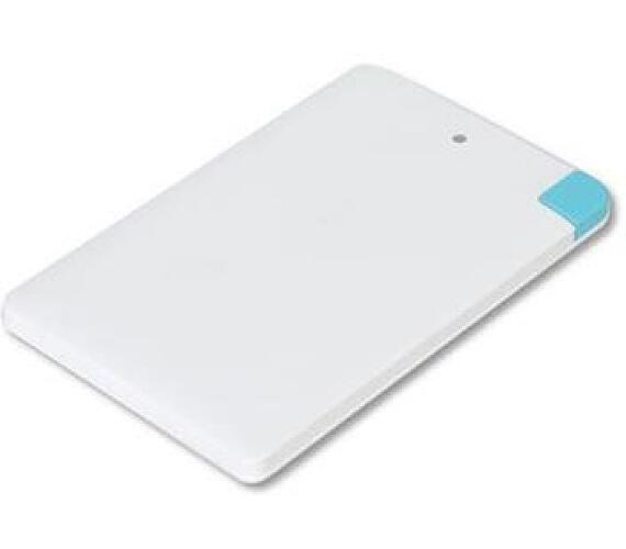 OMEGA POWERBANK 2000mAh Alu Li-pol Credit card