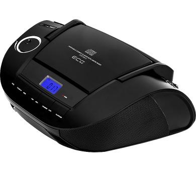 ECG CDR 800 U Black + DOPRAVA ZDARMA