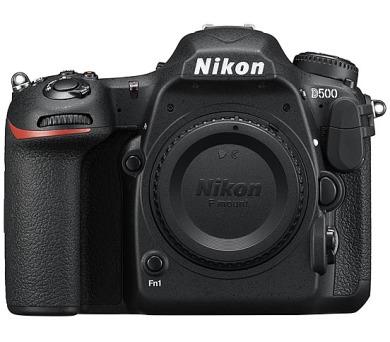Nikon D500 + DOPRAVA ZDARMA