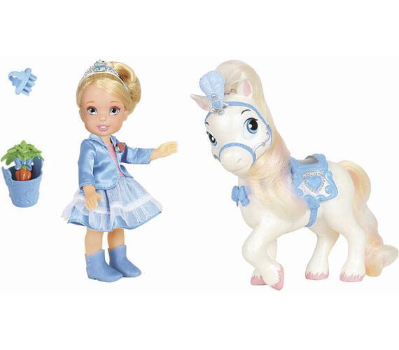 Princezna a kůň 15 cm + DOPRAVA ZDARMA