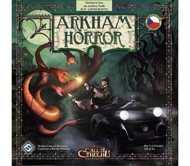 Arkham Horror + DOPRAVA ZDARMA