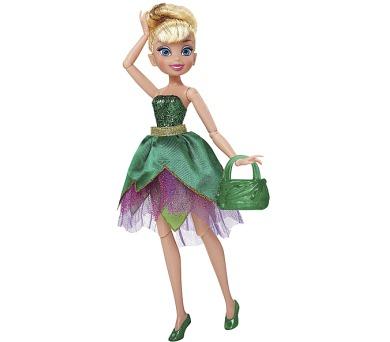 Disney Víly: 22 cm deluxe modní panenka