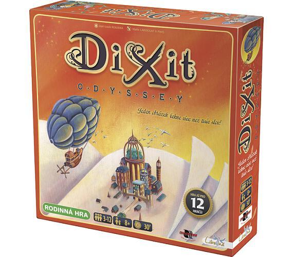 Dixit - Odyssey + DOPRAVA ZDARMA