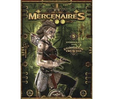 DT Expansion 4 - Mercenaries + DOPRAVA ZDARMA
