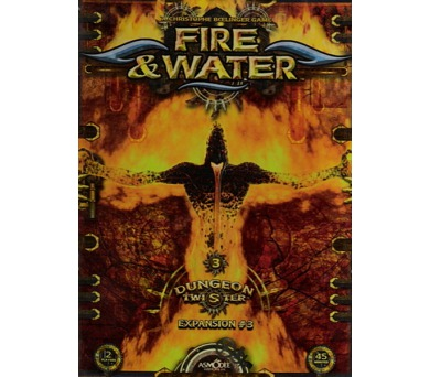 DT Expansion 5 - Fire and Water + DOPRAVA ZDARMA