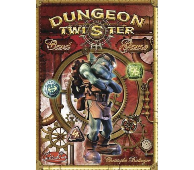 Dungeon Twister: The Card Game + DOPRAVA ZDARMA