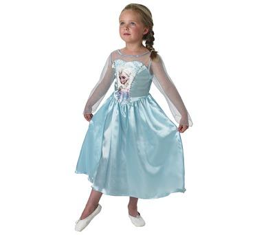 Frozen: Elsa Classic - vel. S + DOPRAVA ZDARMA