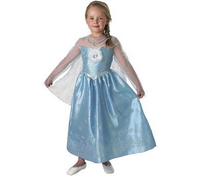 Frozen: Elsa Deluxe - vel. L + DOPRAVA ZDARMA