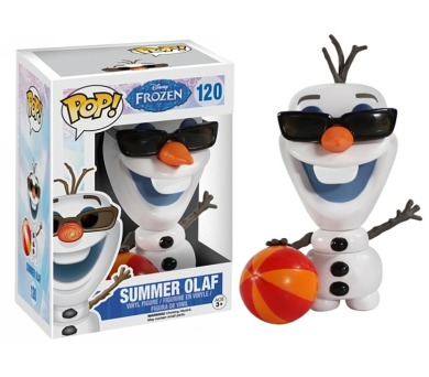 Funko POP Disney: Frozen - Summer Olaf