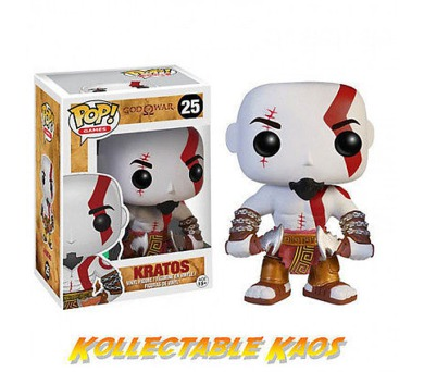 Funko POP Games: God of War - Kratos