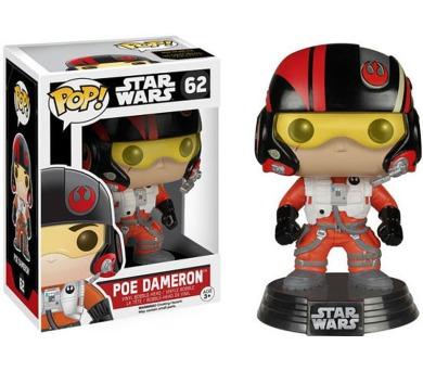 Funko POP Star Wars: EP7 - Poe Dameron