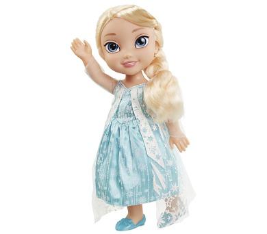 Ledové království - Elsa a Anna v zimních šatech + DOPRAVA ZDARMA