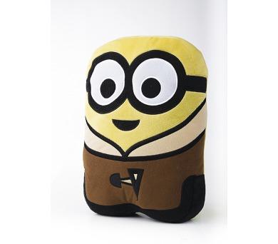 Minions: Plyšový polštář 30cm
