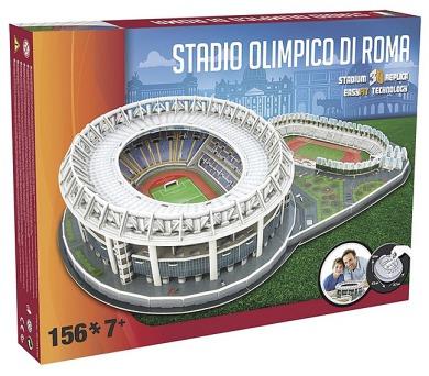 Nanostad: ITALY - Olimpico (Roma + Lazio) + DOPRAVA ZDARMA