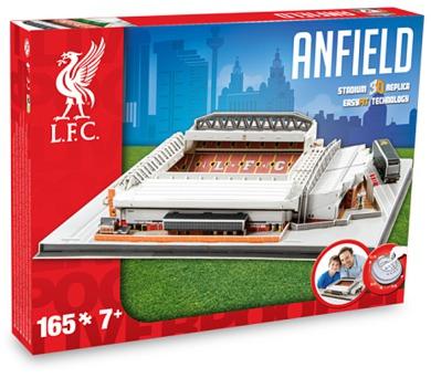 Nanostad: UK - Anfield (Liverpool) + DOPRAVA ZDARMA