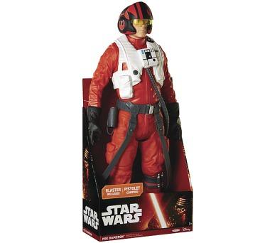 STAR WARS VII.: kolekce 1. - figurka Poe Dameron 50cm