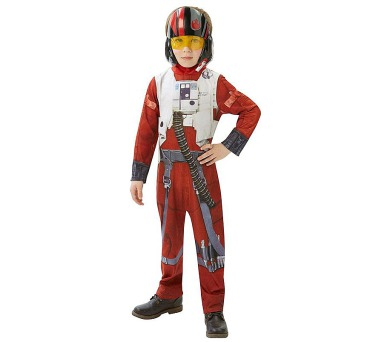 Star Wars EP7: X-Wing Fighter Pilot maska