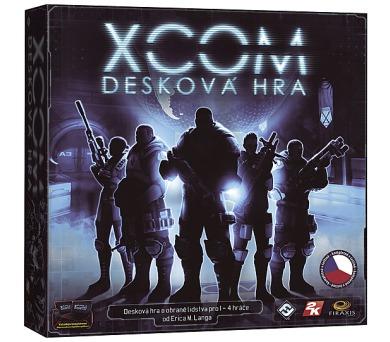 XCOM: Desková hra + DOPRAVA ZDARMA