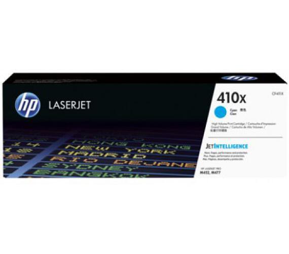 HP 410X - azurový Contract Toner