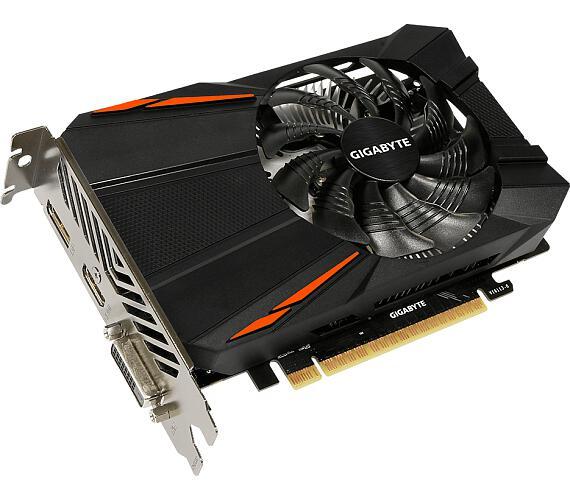 GIGABYTE GTX 1050 Ti D5 4GB (GV-N105TD5-4GD)