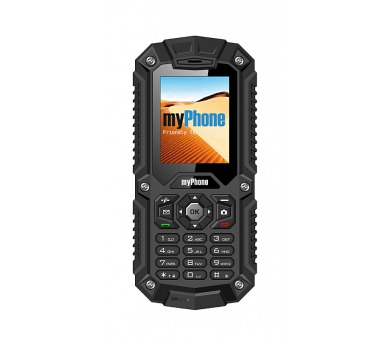 myPhone HAMMER DUAL SIM - černý