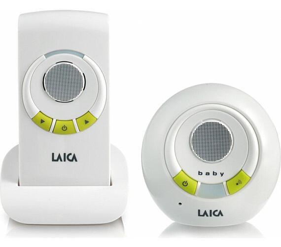 LAICA Dětská audio chůvička BC2002 + DOPRAVA ZDARMA