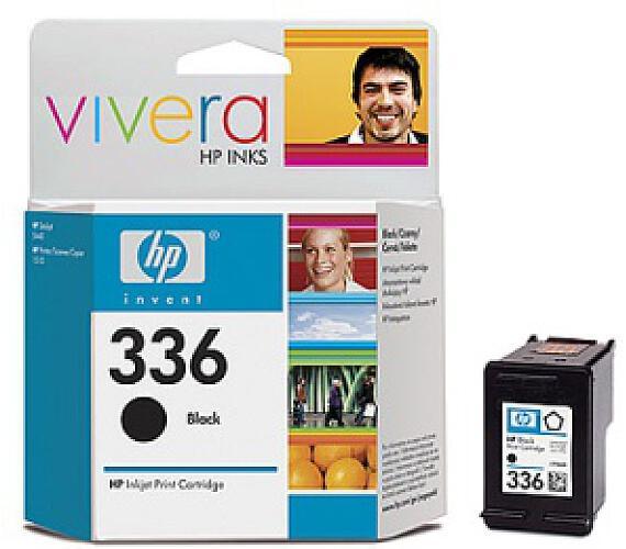 HP 336 - černá ink. kazeta