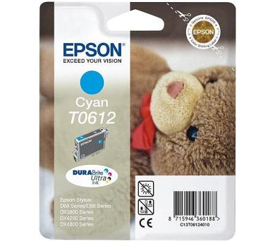 EPSON InkcyanStylus D68/D88/DX3850/DX4850 T0612 + DOPRAVA ZDARMA