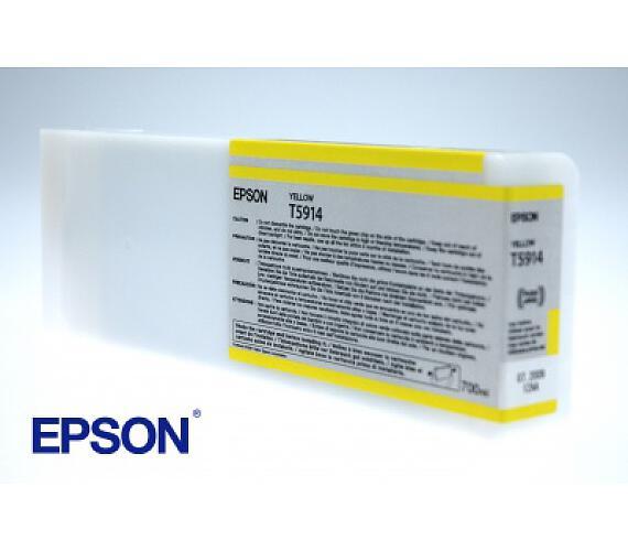Epson T591 Yellow (C13T591400) + DOPRAVA ZDARMA