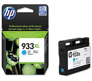 HP 933XL azurová inkoustová kazeta