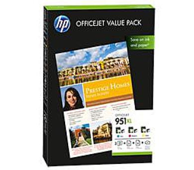 HP 951 XL Officejet Value pack