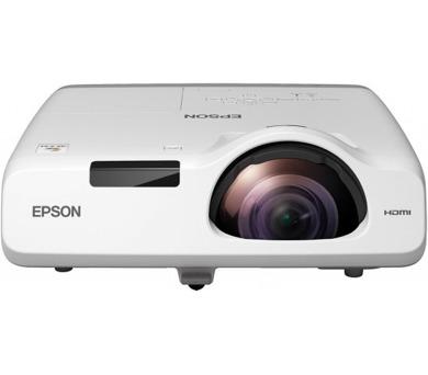 Epson EB-520 XGA 2700 Ansi 16000:1 LAN HDMI + DOPRAVA ZDARMA